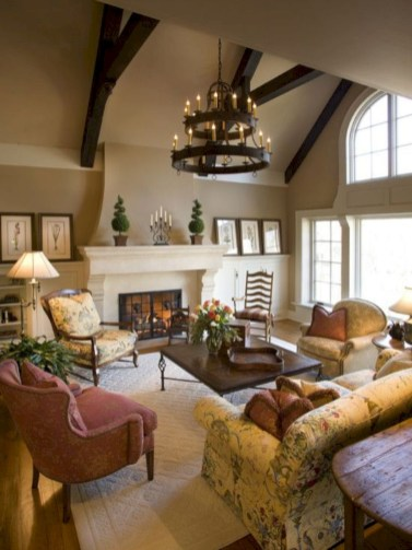 Gorgeous living room decor ideas 25