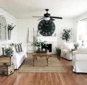 Incredible european farmhouse living room design ideas 100
