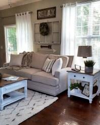 Incredible european farmhouse living room design ideas 13