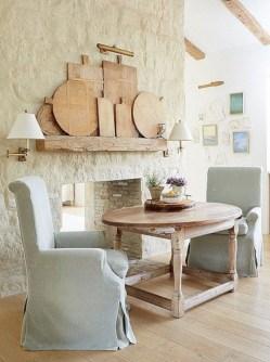 Incredible european farmhouse living room design ideas 17