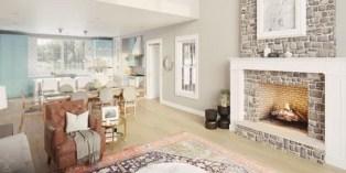 Incredible european farmhouse living room design ideas 59