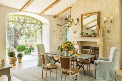 Incredible european farmhouse living room design ideas 65