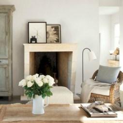 Incredible european farmhouse living room design ideas 73