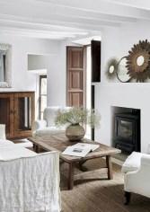 Incredible european farmhouse living room design ideas 79