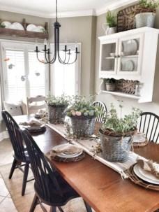 Incredible european farmhouse living room design ideas 94