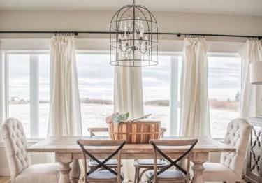 Incredible european farmhouse living room design ideas 98