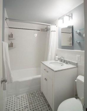 Incredible half bathroom decor ideas 07