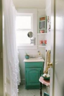 Incredible half bathroom decor ideas 104