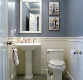Incredible half bathroom decor ideas 113