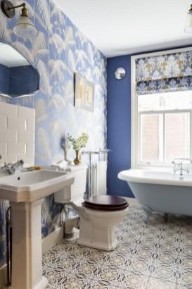 Incredible half bathroom decor ideas 114