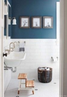 Incredible half bathroom decor ideas 12