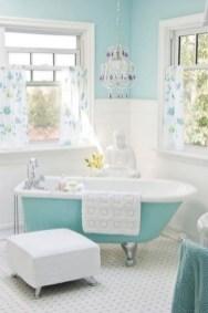 Incredible half bathroom decor ideas 122