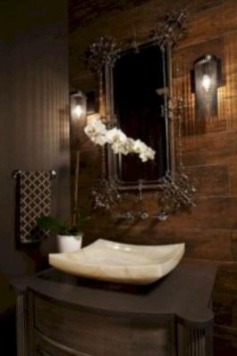 Incredible half bathroom decor ideas 14