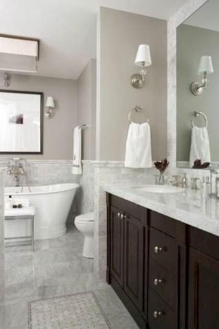 Incredible half bathroom decor ideas 20