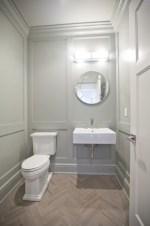Incredible half bathroom decor ideas 37