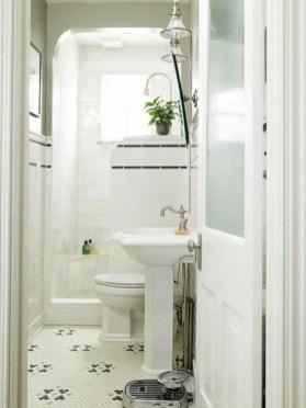 Incredible half bathroom decor ideas 43