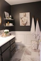 Incredible half bathroom decor ideas 51