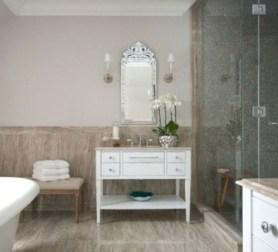 Incredible half bathroom decor ideas 59