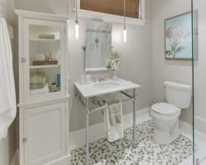 Incredible half bathroom decor ideas 62