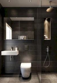 Incredible half bathroom decor ideas 67