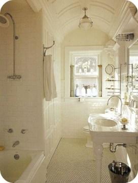 Incredible half bathroom decor ideas 96