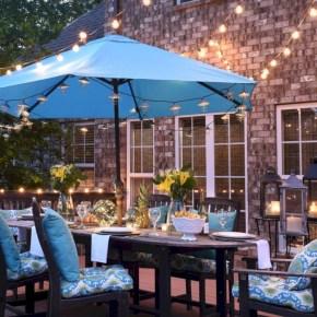 Inspiring backyard lighting ideas for summer 05
