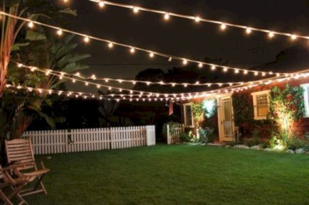 Inspiring backyard lighting ideas for summer 10