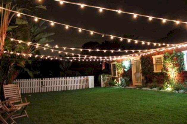 Inspiring backyard lighting ideas for summer 10
