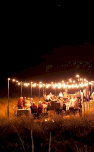 Inspiring backyard lighting ideas for summer 18