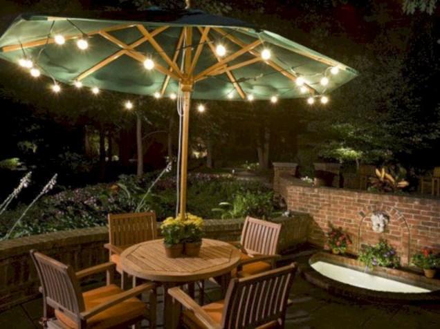 Inspiring backyard lighting ideas for summer 46