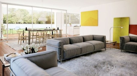 Inspiring living room layouts ideas with sectional 09