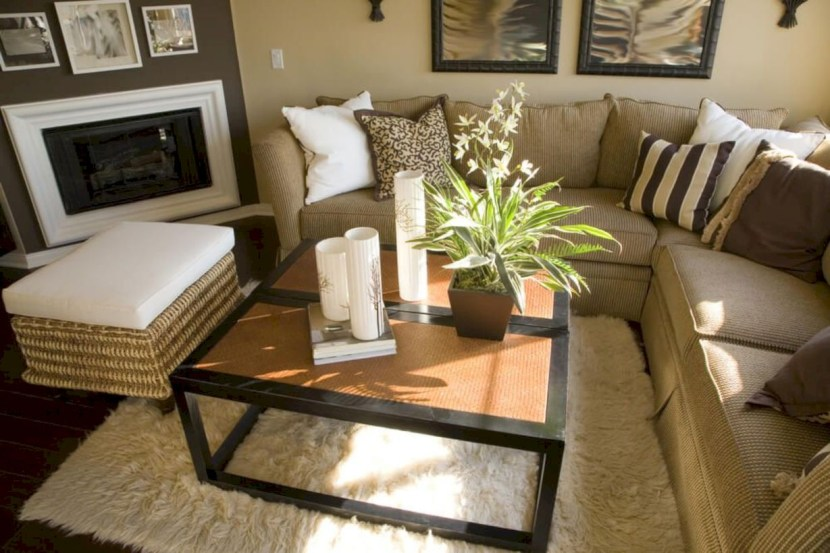 Inspiring living room layouts ideas with sectional 106