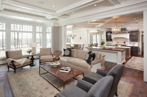 Inspiring living room layouts ideas with sectional 122