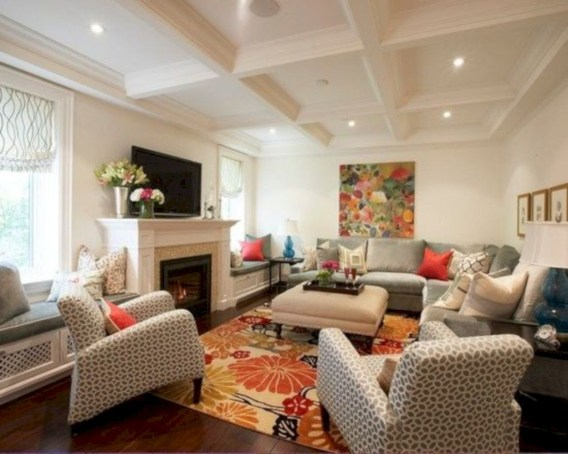 Inspiring living room layouts ideas with sectional 125