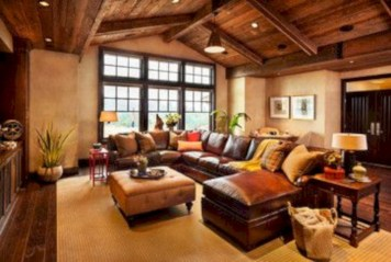 Inspiring living room layouts ideas with sectional 19