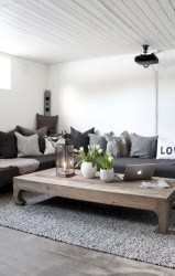 Inspiring living room layouts ideas with sectional 33