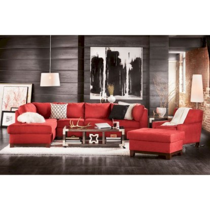 Inspiring living room layouts ideas with sectional 37