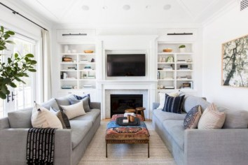 Inspiring living room layouts ideas with sectional 41