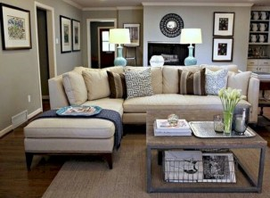 Inspiring living room layouts ideas with sectional 63