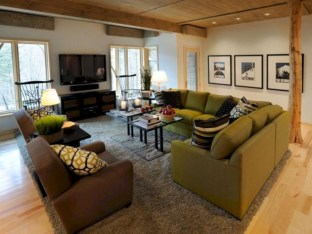 Inspiring living room layouts ideas with sectional 73
