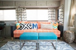 Rv living decor to make road trip so awesome 08