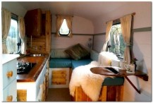 Rv living decor to make road trip so awesome 15
