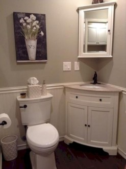 Small bathroom ideas you need to try 23