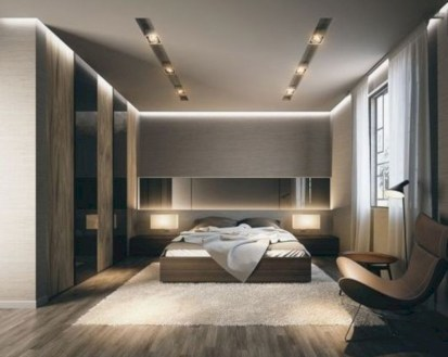Small master bedroom decor ideas 29