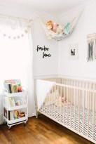 Unique baby boy nursery room with animal design 35