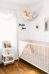 Unique baby boy nursery room with animal design 35