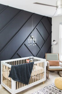Unique baby boy nursery room with animal design 42