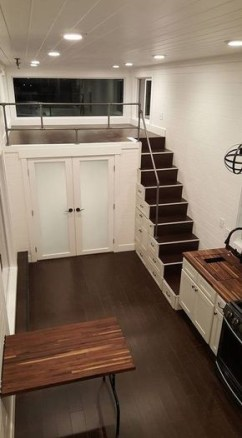 Cool tiny house design ideas to inspire you 23