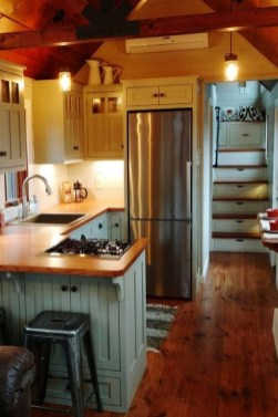 Cool tiny house design ideas to inspire you 33