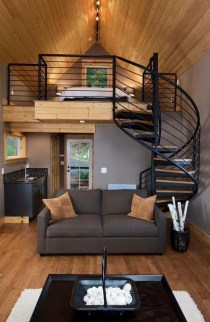 Cool tiny house design ideas to inspire you 41